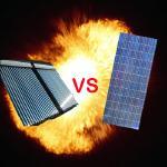 Thermal vs. Photovoltaic (PV) Solar Panels