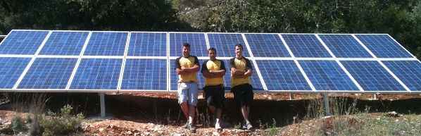 Photovoltaic Solar Panels in the Algarve